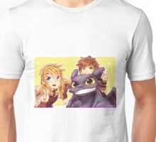 Httyd 2 - Peace Unisex T-Shirt