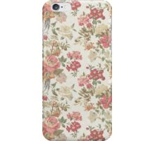 Lovely flowers - case iPhone Case/Skin