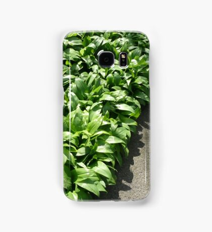 Plants Samsung Galaxy Case/Skin