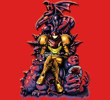 Metroid - The Huntress' Throne Unisex T-Shirt