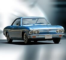 1965 Chevrolet Corvair I by DaveKoontz