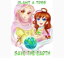 Plant a tree, save the earth Unisex T-Shirt