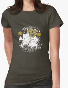 Team Gridania Moogles  Womens Fitted T-Shirt