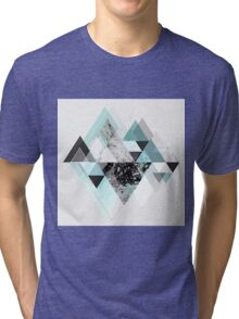Graphic 110 (Turquoise Version) Tri-blend T-Shirt