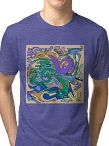 Funky works Tri-blend T-Shirt
