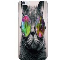 Cool Space Kat iPhone Case/Skin
