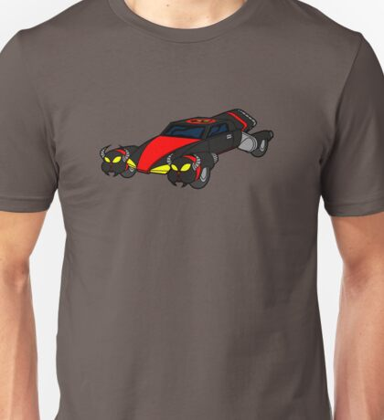 Dr Claws Madmobile Unisex T-Shirt