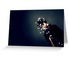 Lights Cards Greeting Card