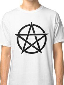 Punk Pentagram  Classic T-Shirt