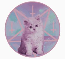Pentagram Kitty T-Shirt