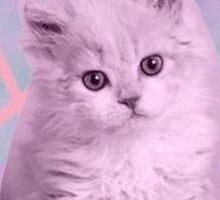 Pentagram Kitty Sticker