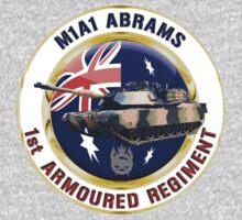 M1A1 Abrams Australia Kids Tee