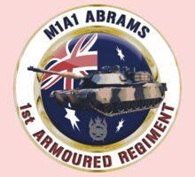 M1A1 Abrams Australia One Piece - Long Sleeve