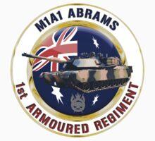 M1A1 Abrams Australia by Mil Merchant