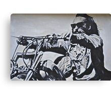 Dennis Hopper Canvas Print