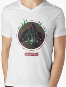 Mountain of Madness Mens V-Neck T-Shirt