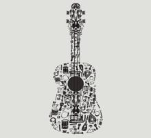 Ukulele by Rob Price