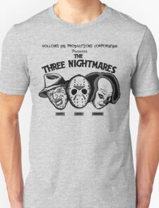 The Three Nightmares T-Shirt