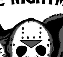 The Three Nightmares Sticker