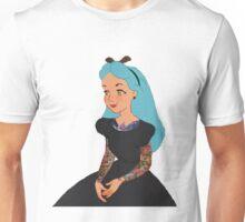 Goth Punk Alice Unisex T-Shirt