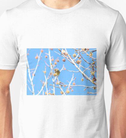 Precious Yellow Finch Unisex T-Shirt
