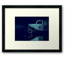 ©HS Vintage Ford IABC Framed Print