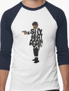 Jules from Pulp Fiction Men's Baseball ¾ T-Shirt
