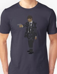 Jules from Pulp Fiction Unisex T-Shirt