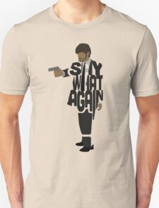 Jules from Pulp Fiction T-Shirt