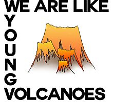 FOB / Fall Out Boy Young Volcanoes  by suzeejobs