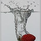 Strawbubble by skorphoto