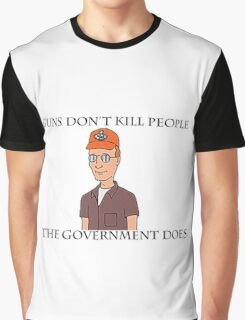 The Government Does Graphic T-Shirt