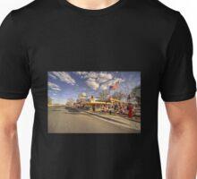 Snow Cap Cafe  Unisex T-Shirt