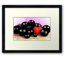 You Are My Star... Candy Framed Print