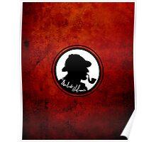 Sherlock Holmes Seal Poster