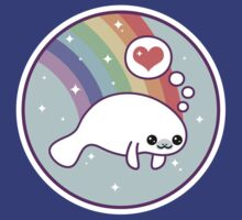 Cute Manatee by sugarhai