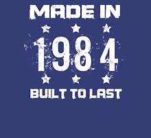 Made In 1984 Birthday T-Shirt Unisex T-Shirt