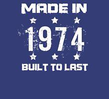 Made In 1974 Birthday T-Shirt Unisex T-Shirt