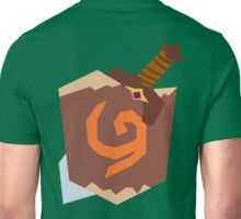 Link's Sword and Shield  Unisex T-Shirt