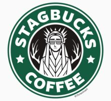 Elves at Stagbucks by thranduart