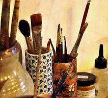 Artistic Intent by Karen E Camilleri