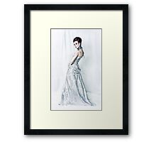 The Socialite Framed Print