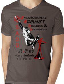 S.A.D.D. Mens V-Neck T-Shirt