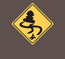 Slippery Road - Mario Kart Unisex T-Shirt
