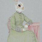Lady Rabbit by Catherine Gabriel