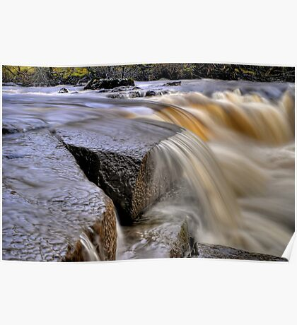 The River Swale Poster