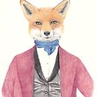 Mr Fox by Catherine Gabriel