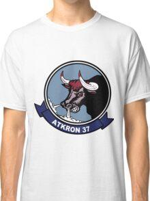 VFA-37 (VA-37) Raging Bulls Patch Classic T-Shirt