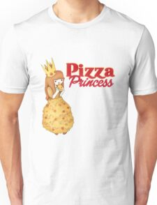Pizza Princess - Adventure Time Style  Unisex T-Shirt