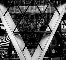 London Gherkin by Stephen Smith